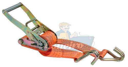 6un cinta amarrar carga catraca 5 ton/força reboque caminhão