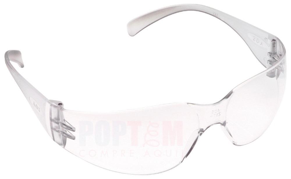 6x óculos segurança epi 3m virtua incolor proteção trabalho. Carregando  zoom. 0f546ea326
