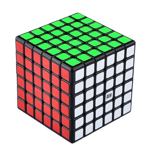 6x6x6 moyu aoshi cubo de rubik para speedcubing!