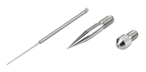 7 agujas lapiz removedor verrugas tatuajes pecas granos