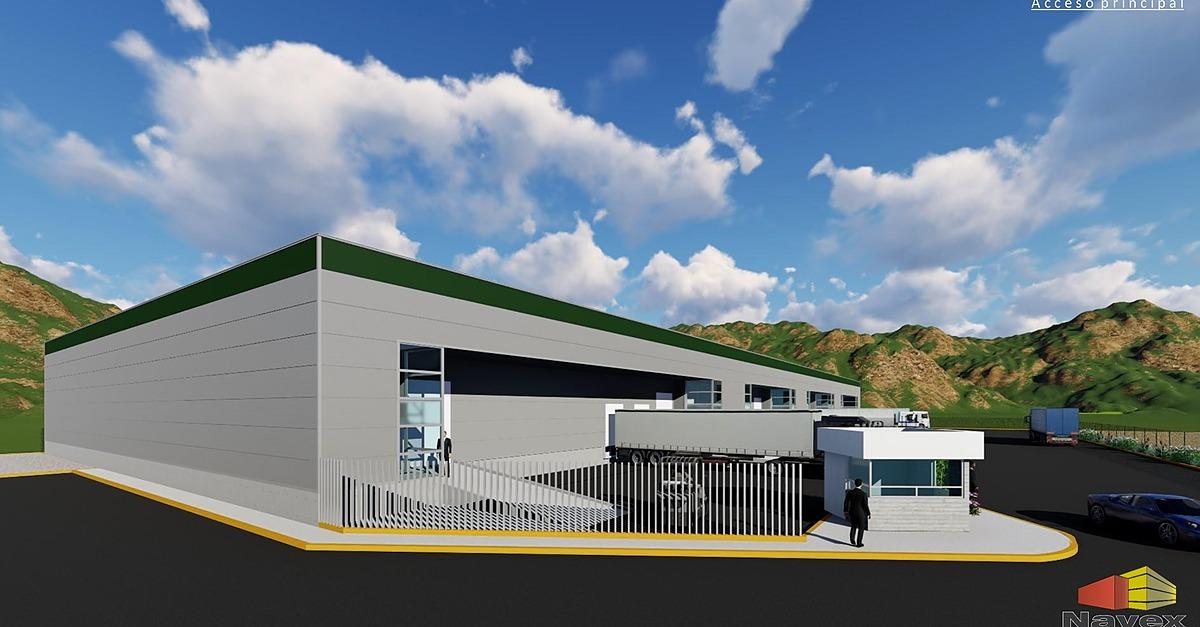 7 bodegas industriales ubicadas en el municipio del marques