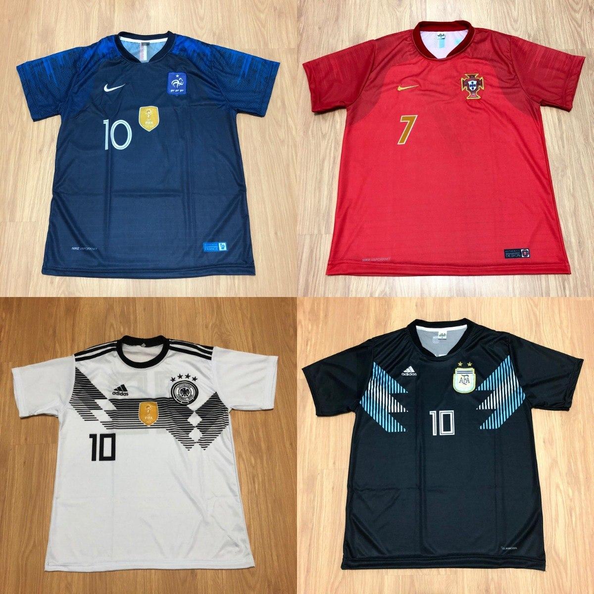 7 camisetas de time atacado futebol 100 modelos barato 2018. Carregando zoom . 28679cf9f3573