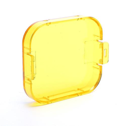7-em-1 filtros de habitao de mergulho para gopro hero 3 /