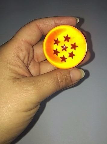7 esferas de dragón caja 4.2 cm bandai + llavero gratis