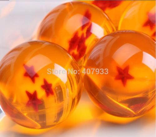 7 esferas do dragão dragon ball z na caixa, queima de estoqu