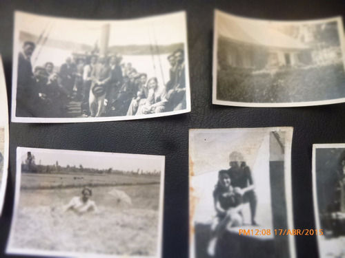 7 fotos de chile  punta arenas-bulnes y otros 1945 (102f1