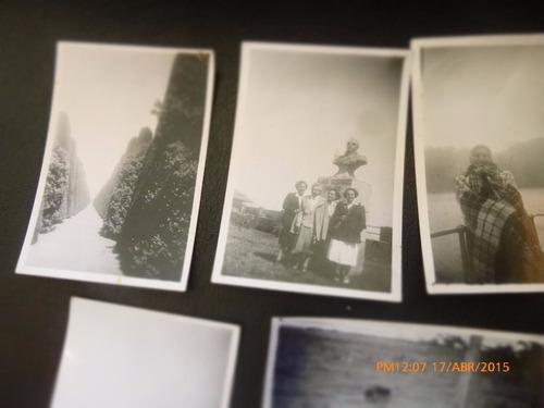 7 fotos de chile  punta arenas-bulnes y otros 1945 (113f1