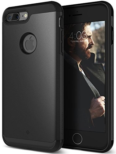 7 funda iphone plus, caseology titan series heavy duty prote