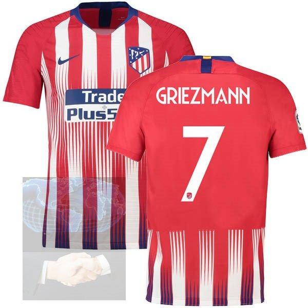 detailed look c0c9d 5277d #7 Griezmann Atletico De Madrid Jersey 2019 Local Nike Costa