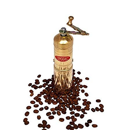 7 hecho a mano artesanal café molinillo especias sozen 7