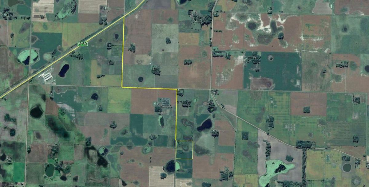 7 hectáreas en roque perez
