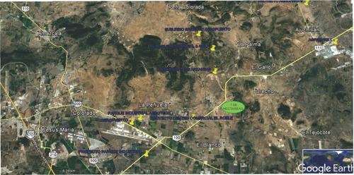 7 hectareas pie de carretera frente universidad de arkansas