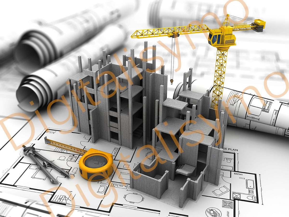 7 Imagenes Diseño Casas Construcción Planos