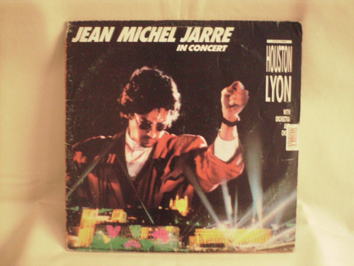 7 lps jean michael jarre-zoolook/china/revolutions r$ 180,00