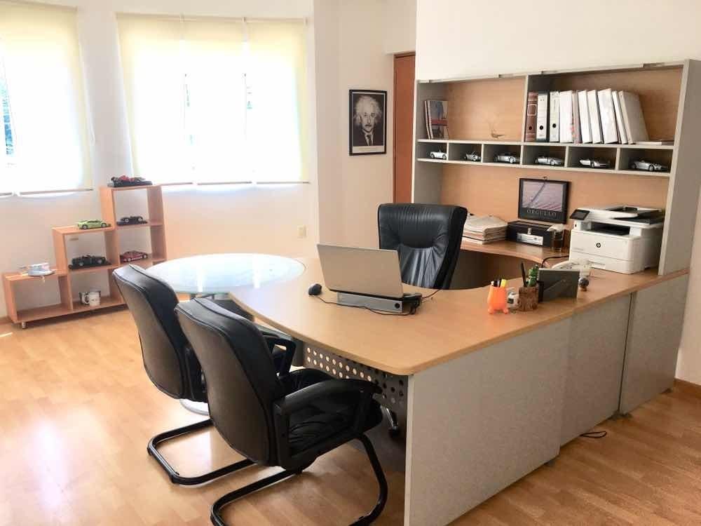 7 oficinas, 3 cubículos, 1 local comercial renta a negociar