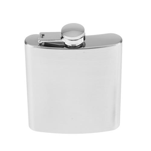 7 onças bolso quadril frasco álcool container mochila flagon