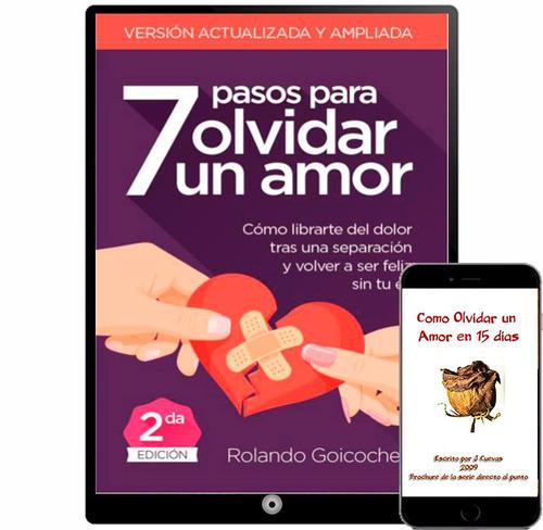 7 pasos para olvidar un amor + obsequios pdf