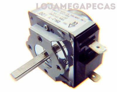 7 peças timer 120 min | fornos elétricos | fogatti vicini