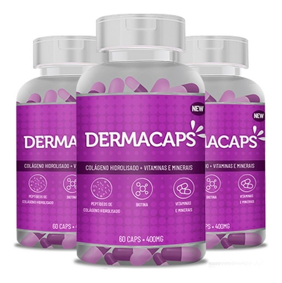 DermaCaps Entrega