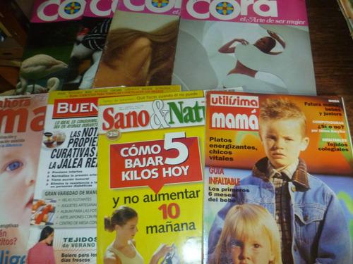 7 revistas para la mujer