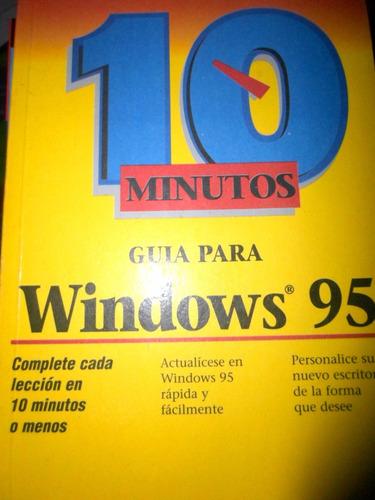 7 revistas y libros de computación varios coleccionables