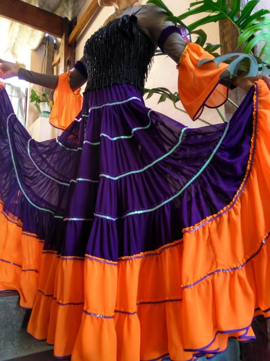 3096eb270b 7-saias-ciganas-trajes-fantasia-eventos-dança-cigana-. Carregando zoom.