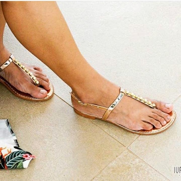 e8b7b690f 7 Sandálias Fio Dental Rasteirinhas Casual Elegance Do 34 39 - R ...