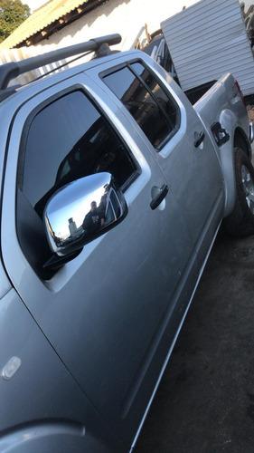 (7) sucata fronteir 4x4 automático 2010 retirada de peças