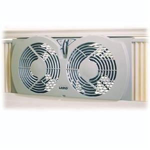 7 ventilador de la ventana twin