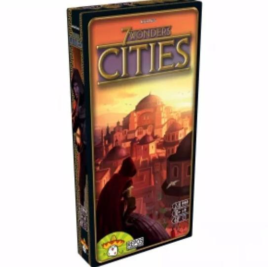 7 Wonders Cities Juego De Mesa Espanol Envio Gratis 18 990 En
