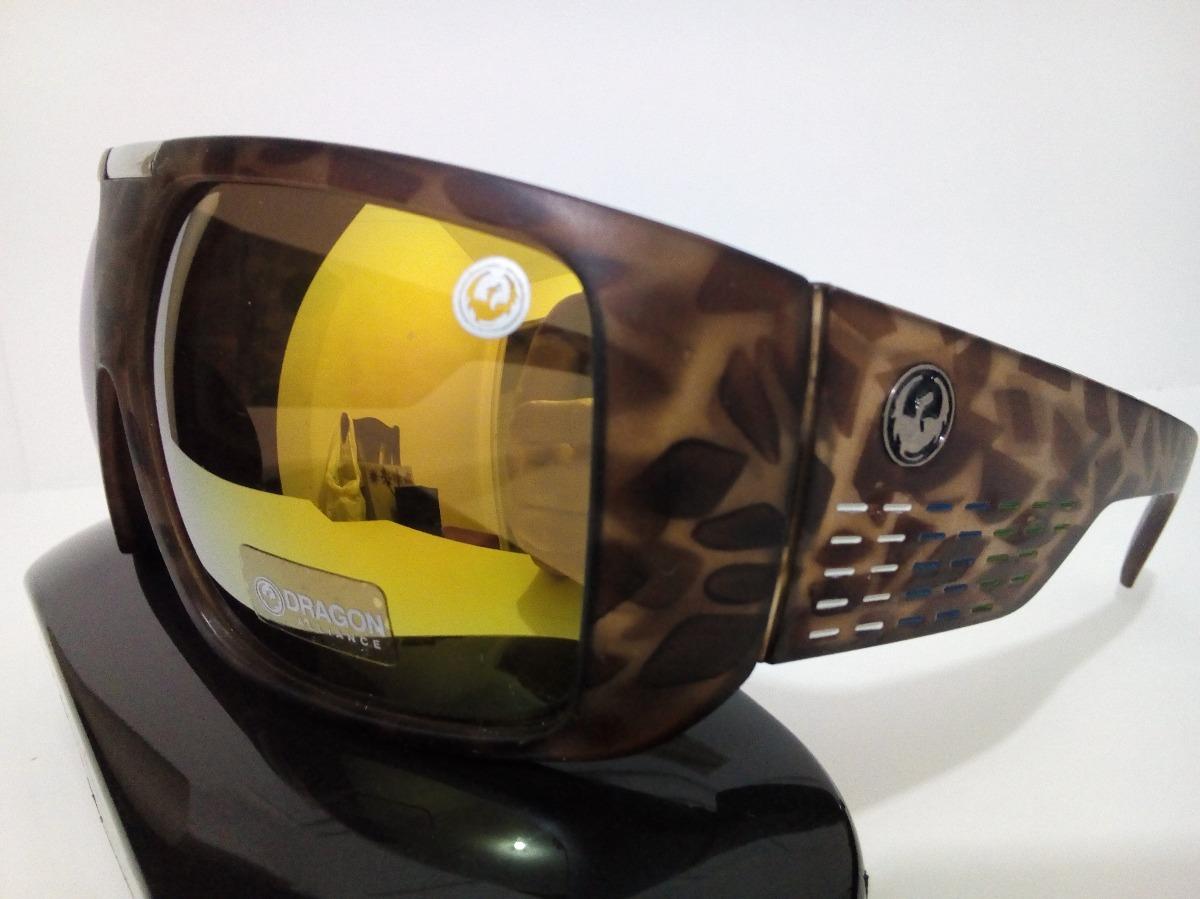 27cb30b5a 7 X Óculos De Sol Esportivo Dragon Orbit Snow Tam Gg - R$ 105,00 em ...