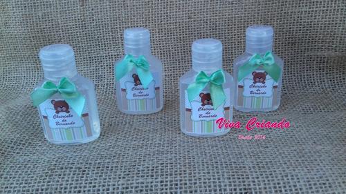 70 alcool em gel personalizado e perfumado lembrancinha