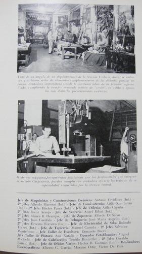 70 años del teatro colon 1908 1978 retira microcentro/retiro