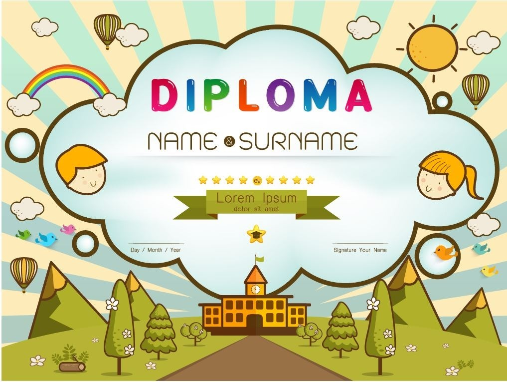 Diplomas Para Escuela Www Imagenesmy Com