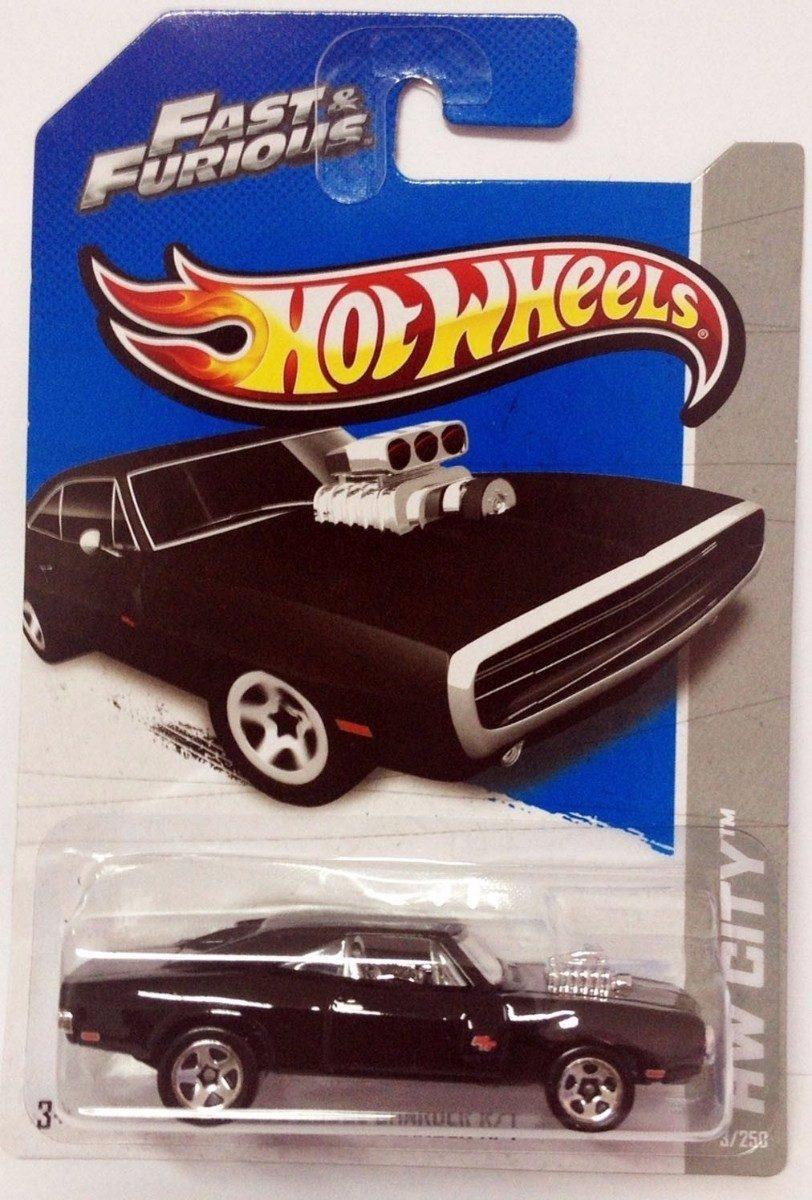70 Dodge Charger R T Velozes E Furiosos Hot Wheels