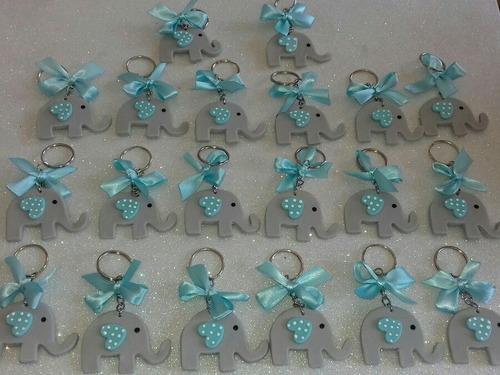 70 llaveritos + 70 distintivos para baby shower c/envio