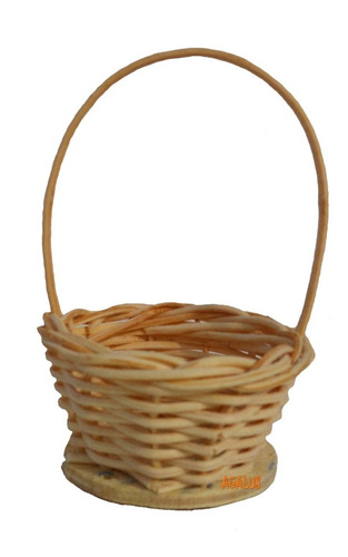 70 mini cesta lembrancinha palha bambu ref.202 04x07