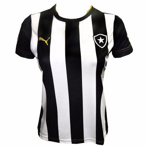 0c233b7e1d 70% Off Camisa Botafogo Feminina Home Oficial Puma 2013 2014 - R  62 ...
