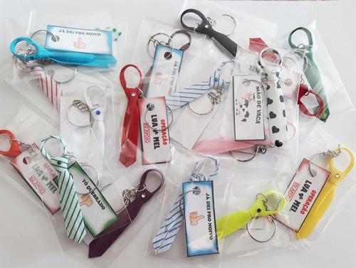 70 sapatinhos + 70 gravatinhas casamento + tags embalados