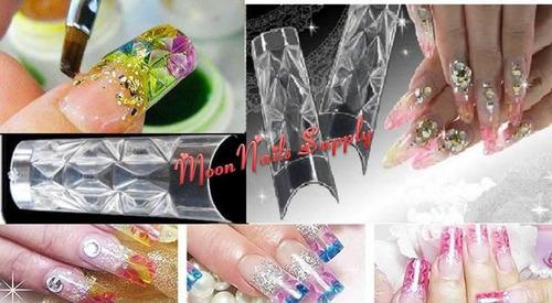 70 tips acuario uñas de acrilico pm0