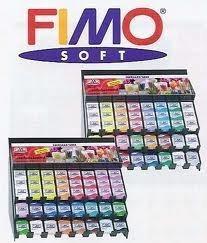 700grs massa cerâmica plástica fimo colorido *frete+barato*