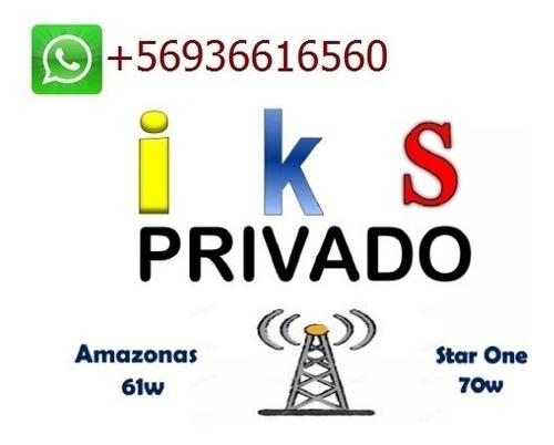 70w + 61w iks privado