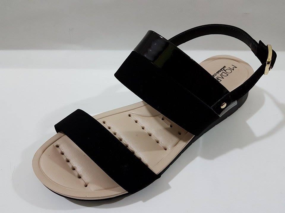 ca38ccbb49 7113103 sandália modare ultraconforto - preto - 33 ao 40. Carregando zoom.