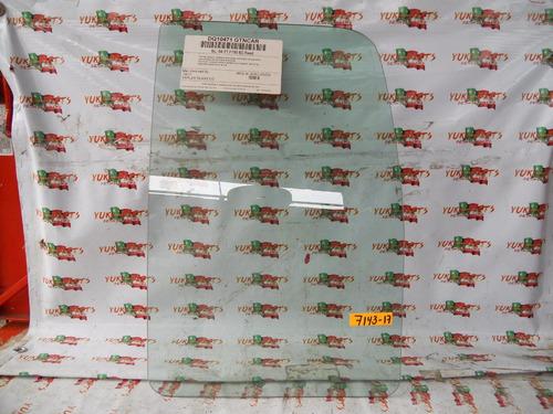 7143-17 cristal izquierdo cabina y media ford f150 2004-2014