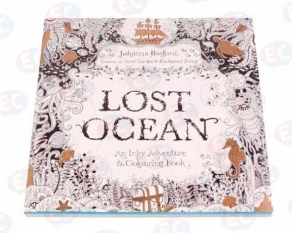 7150 Oceano Libro Para Colorear Mandala Para Adultos Relax ...