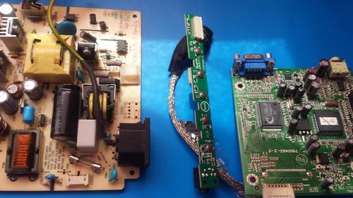 715g1425-2 refacciones para monitor hp