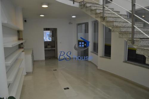 719m² - prédio com salão no nível da rua - centro - 4790