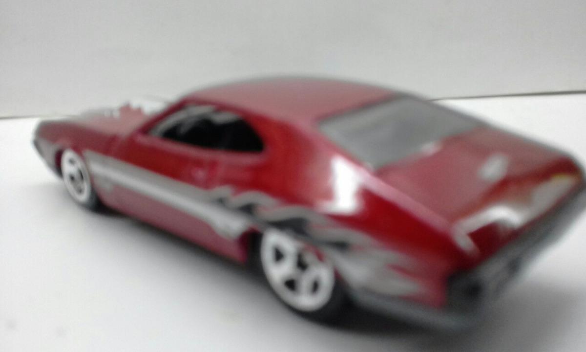 72 Ford Gran Torino Sport Hot Wheels