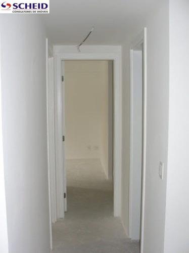 72 metros , 2 dormitórios, 1 suíte, 1 vaga, sacada gourmet, contra piso, excelente localização - mc2776