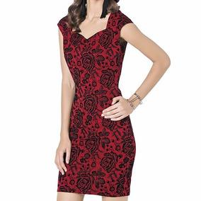 0c2bd3c4678b Vestidos Rojos Dama Cortos - Vestidos de Mujer Corto S en Hidalgo en ...